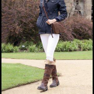 Dubarry Faux Fur Boot Liner